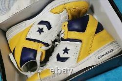 Converse Weapon Lakers Magic Johson
