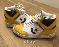 Converse Weapon Magic Johnson Lakers Mens Sz 7.5 Basketball Shoe Showtime 80s