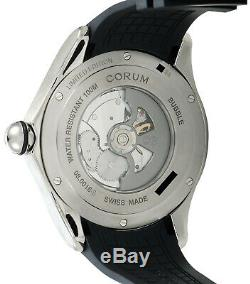 Corum Big Bubble Magical 52 Earth UE Collection Mens Watch 390.101.04/0371 EE01