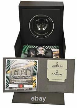 Corum Bubble Magical Elizabetta Fantone L390/03653 390.200.95/0371 EF02 Watch