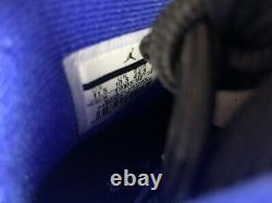 DS New Air Jordan X 10 Orlando Magic Size 11.5 Rare Retro VTG Vintage