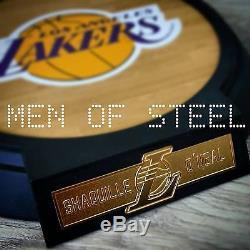 Enterbay 1/6 NBA Man of Steel Shaq Shaquille O'Neal Magic #32 & Lakers #34 Set