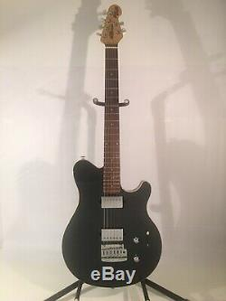 Ernie Ball Music Man Axis Super Sport Limited Edition Black Magic Crystal Case