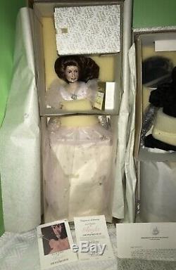 Franklin Heirloom Wizard of Oz Dolls Glinda Wicked Witch Scarecrow Lion Tin Man