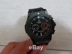 HUBLOT Big Bang Black Magic Black Men's Watch