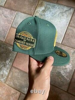 Hat club Exclusive Myfitteds 7 1/2 Orioles Magic Tree House Super rare Fitted