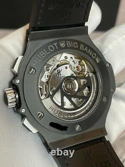 Hublot Big Bang Aero Bang Black Magic Ceramic 44mm 311. CI. 1170. GR MSRP $20,300