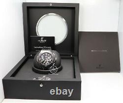 Hublot Big Bang Black Magic 301. Cx. 130. Rx Chronograph Black Ceramic Papers Mint