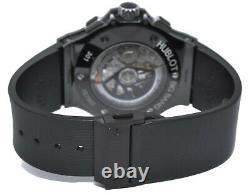 Hublot Big Bang Black Magic Ceramic Black Dial 44mm Watch 301. CX. 130. RX