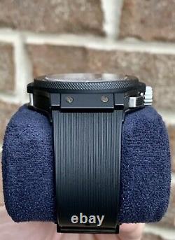 Hublot Big Bang Black Magic Edition 44MM Carbon Dial Ceramic 301. CI. 1770. RX