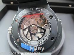 Hublot Big Bang Black Magic Evolution 44mm 301. Ci. 1770. Rx Mens Watch