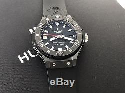 Hublot Big Bang Black Magic Men's Automatic Wrist Watch Model 312. Cm. 1120. Rx