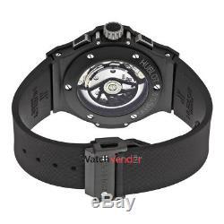 Hublot Big Bang Ceramic Black Magic Black Carbonfiber Men's Watch 301. CI. 1770. RX