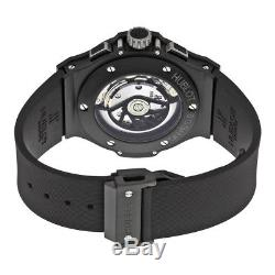 Hublot Big Bang Ceramic Black Magic Black Carbonfiber Mens Watch 301. CI. 1770. RX