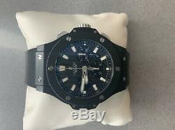 Hublot Big Bang Ceramic Black Magic Carbonfiber Dial Men's Watch 301. CI. 1770. RX