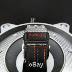Hublot Big Bang Ferrari 18K Magic Gold Auto Skeleton Men's Watch 401. Ox. 0123. Vr