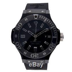Hublot Big Bang King Diver Black Magic Auto Ceramic Mens Watch 322. CK. 1140. RX