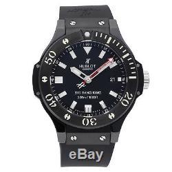 Hublot Big Bang King Diver Black Magic Men's Ceramic Watch Strap 312. CM. 1120. RX