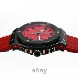 Hublot Big Bang Red Magic Wristwatch 301. CE. 1201. RX Limited Edition