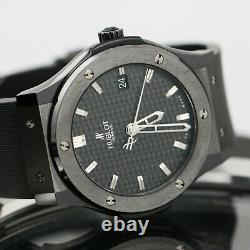 Hublot Classic Fusion Black Magic 511. CM. 1770. RX with box & papers, 2017
