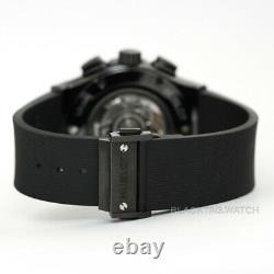 Hublot Classic Fusion Chronograph Black Magic Wristwatch 521. CM. 1770. RX Ceramic
