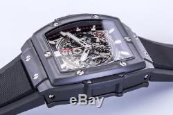 Hublot Spirit Of Big Bang Black Magic Chronograph 601. Ci. 0173. Rx Mens Watch