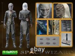 IN-FAMOUS IF001 SPACE WIZARD 1/6 Man Male Solider Figure 12inches Doll Toy