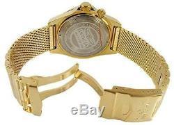Invicta 20527 44mm Sea Wizard Quartz Mother-of-Pearl Bracelet Men's Watch