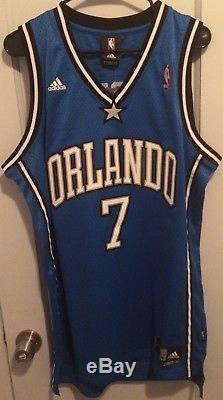1eea3efe4 JJ Redick Orlando Magic Nba Jersey Men M Nwt New Adidas Sewn Vtg Rare  7 Hwc