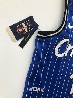 Johnathan Isaac Orlando Magic Nike Hardwood Classics Edition Blue Jersey Medium