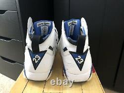 Jordan 7 DMP Pack (Magic / Raptors) sz 11.5