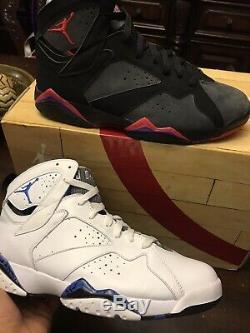 Jordan Retro DMP 7s Raptor Magics size 10 371496 991