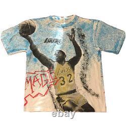 Lakers vintage magic johnson t-shirt