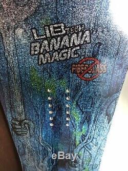 Lib Tech Banana Magic Snowboard 154 cm