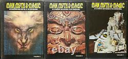 Lot Man Myth Magic Books Complete Set Vols 1-24 Occult Paranormal Paganism