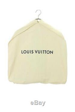 Louis Vuitton Virgil Abloh Denim Jacket 1A53TH Wizard of Oz Oversize S size 19SS