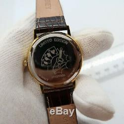 MICKEY MOUSE, Fossil, Magic, 3D Limited Edition 2162/2500, RARE MEN'S WATCH, 938