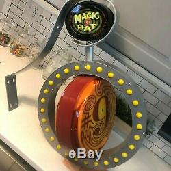 Magic Hat #9 Lighted Rotating Beer Sign Man Cave
