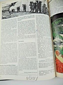 Man, Myth & Magic An Illustrated Encyclopedia of the Supernatural 24 Volumes