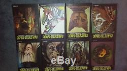 Man Myth & Magic Illustrated Encyclopedias Supernatural Complete Set 24 Volumes