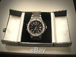 Mans Watch, Azad Magic Man Black Steel Limited Edition (300 pieces) RARE