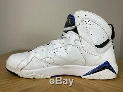 Men's Nike Air Jordan 7 VII Retro DMP Defining Moment Raptor Magic 13 371496 991