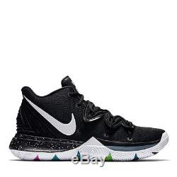 Men's Nike Kyrie Irving 5 Black Magic Athletic Fashion Casual Sneaker AO2918 901