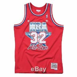 Mens Mitchell & Ness NBA 1991 All Star West Swingman Magic Johnson Jersey