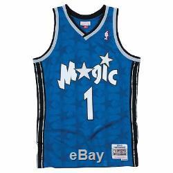 Mens Mitchell & Ness NBA Swingman Road Jersey Magic 00 Tracy McGrady