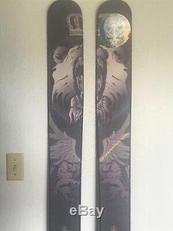 Mens Snow Skis Never Mounted Armada Magic J 2014