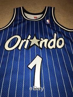 Mitchell & Ness ORLANDO MAGIC HARDAWAY Jersey Size 40 M MENS 1994-95