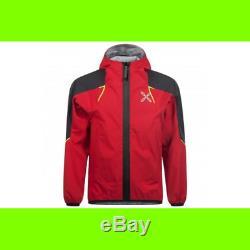Montura Starlight Jacket Goretex Rosso-xl