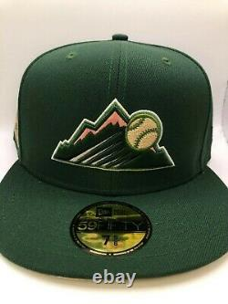 MyFitteds Magic Treehouse Colorado Rockies 7 5/8 Not Hat Club