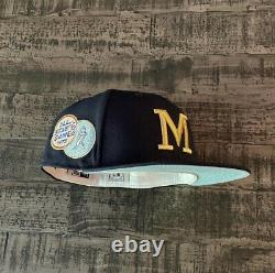 Myfitteds 7 5/8 milwaukee brewers magic treehouse 3.0 fitted hatclub